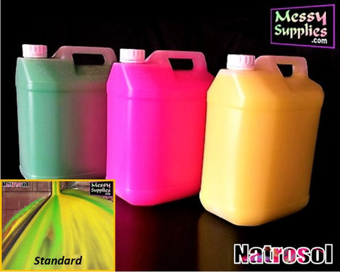 5L Ready Mixed Standard Natrosol™ Gunge • Ready Mixed • MessySupplies