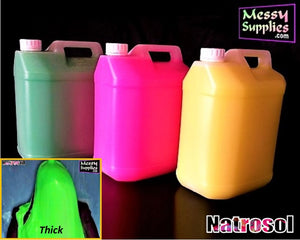 5L Ready Mixed Thick Natrosol™ Gunge • Ready Mixed • MessySupplies