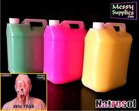 5L Ready Mixed Xtra Thick Natrosol™ Gunge • Ready Mixed • MessySupplies