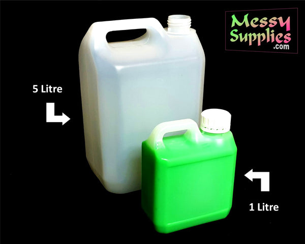 1L 'Sample' Ready Mixed Xtra Thick Methylcellulose Gunge • Ready Mixed • MessySupplies