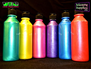VEC: Liquid Colouring - Pearlescent • Vivid Enhancement Colouring • MessySupplies