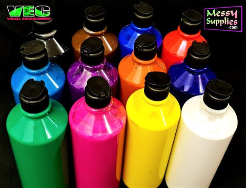 VEC: Liquid Colouring - Standard • Vivid Enhancement Colouring • MessySupplies