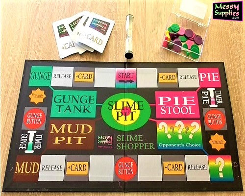 SlimeShopper™ Board Game • SlimeShopper • MessySupplies