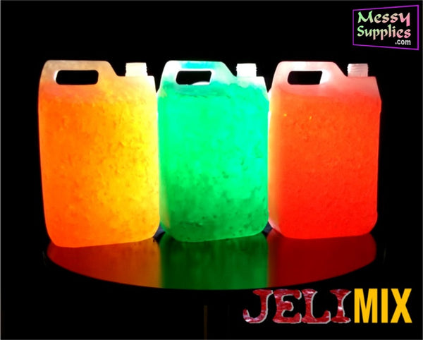 5L Ready Mixed Jeli Mix™ • Ready Mixed • MessySupplies
