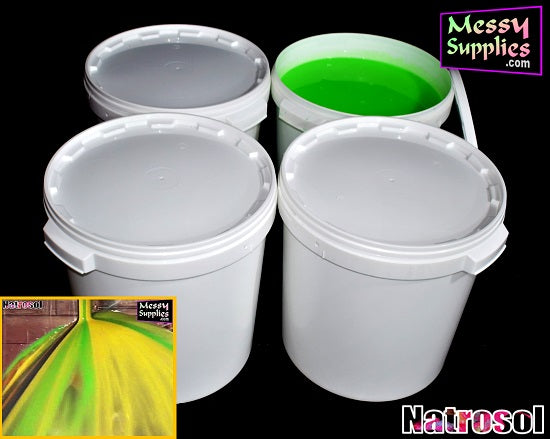 100L Mega RM Standard Natrosol™ Gunge • Ready Mixed • MessySupplies