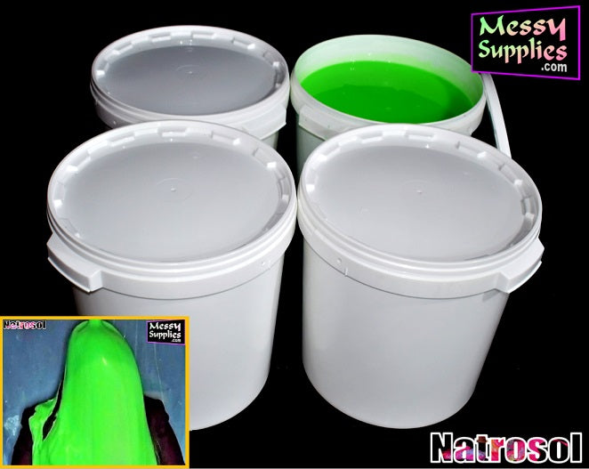 100L Mega RM Thick Natrosol™ Gunge • Ready Mixed • MessySupplies