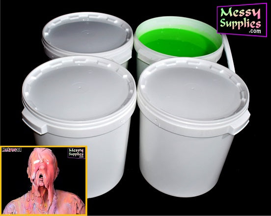 100L Mega RM Xtra Thick Natrosol™ Gunge • Ready Mixed • MessySupplies