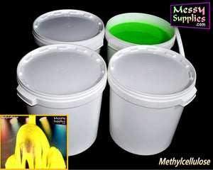 100L Mega RM Thick Methylcellulose Gunge • Ready Mixed • MessySupplies