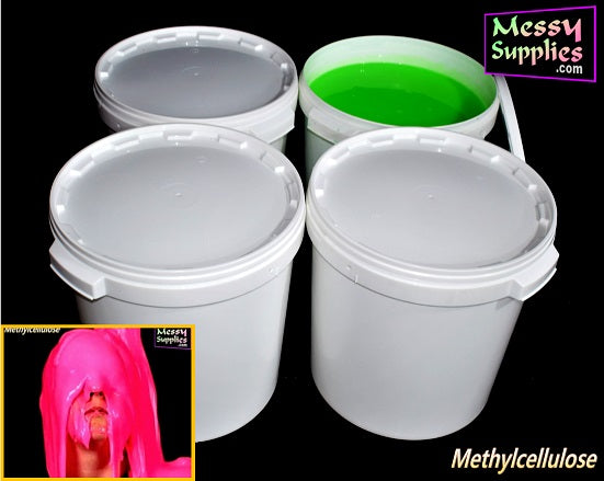 100L Mega RM Xtra Thick Methylcellulose Gunge • Ready Mixed • MessySupplies