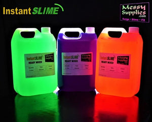 5L Ready Mixed Instant SLIME™ • Ready Mixed • MessySupplies
