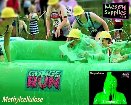 100 Litre Packs of Mega Methylcellulose Gunge
