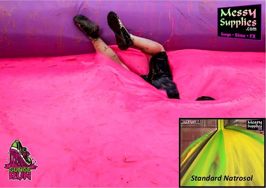 1L 'Sample' Ready Mixed Standard Natrosol™ Gunge • Ready Mixed • MessySupplies