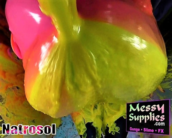 1L 'Sample' Ready Mixed Xtra Thick Natrosol™ Gunge • Ready Mixed • MessySupplies