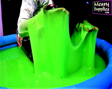 VIVI-slime™ Xtreme Stretch • 10 Litres • MessySupplies