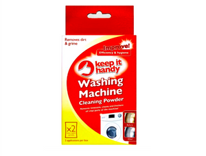 Washing Machine Cleaner • Clean Up • MessySupplies