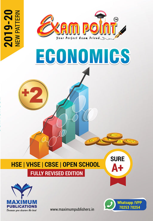 Plus Two Economics Kerala Syllabus ( HSE , VHSE ,OPEN SCHOOL )