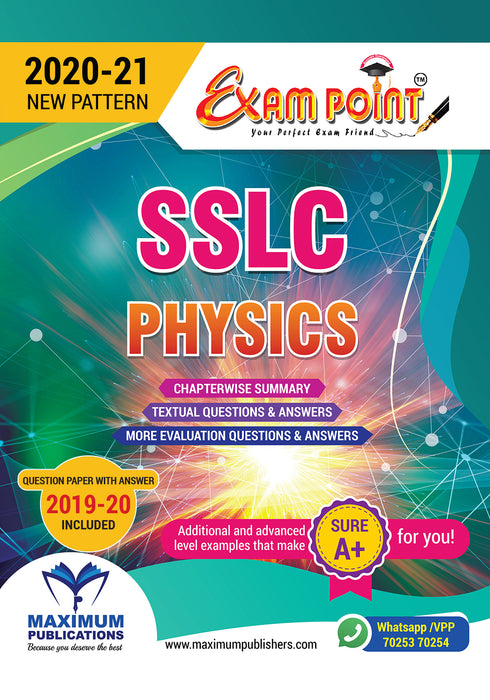 SSLC PHYSICS For Kerala Syllabus