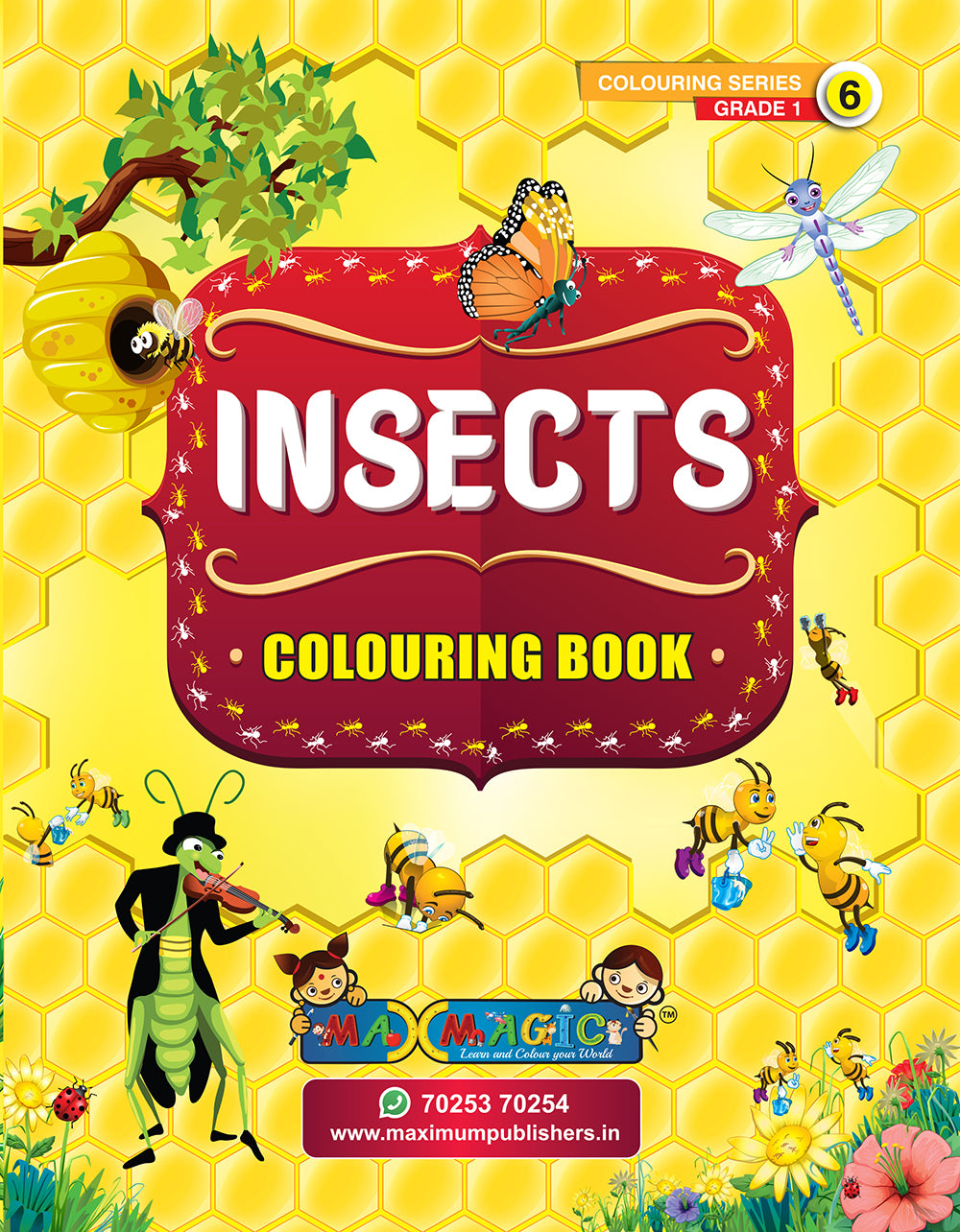 Coloring Book Single Pack