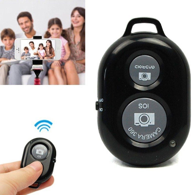 Bluetooth Wireless Remote Control for IOS Android Smartphones