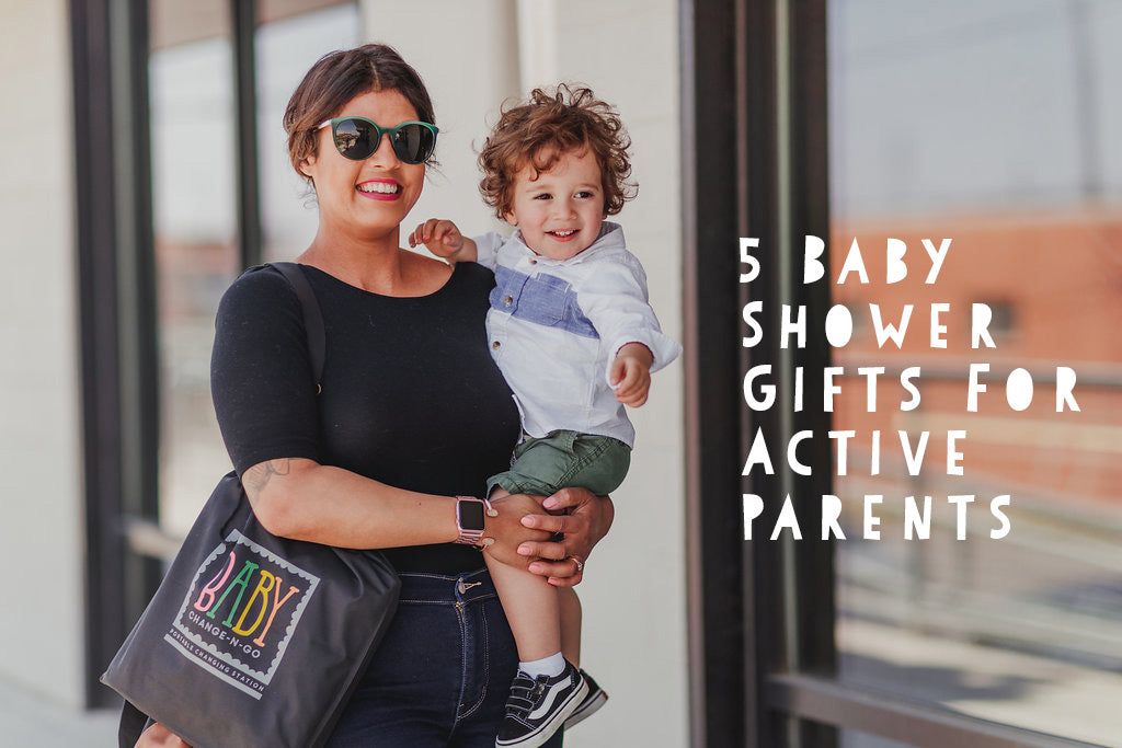 5 Baby Shower Gifts For Active Parents
