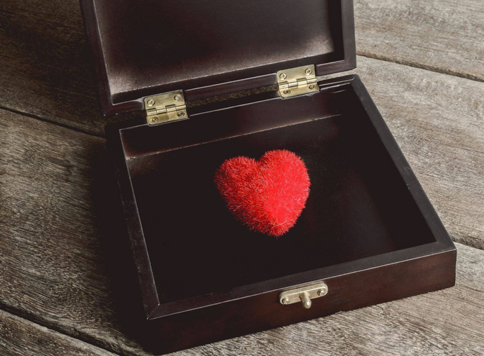 Leaving a legacy of love and support: Why keepsakes from grandparents are important
