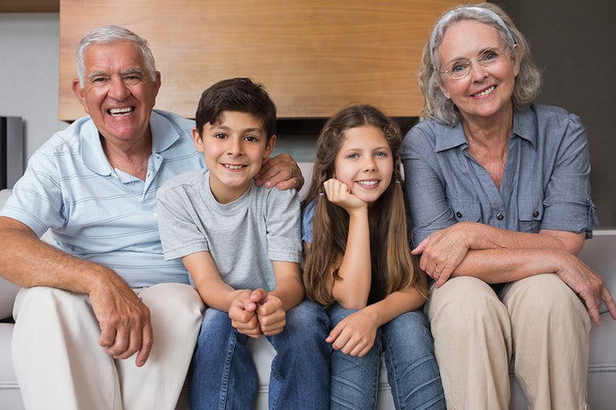 Are you in danger of alienating your grandchild?