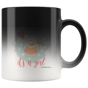 Drinkware I'm Going to be a Grandma! Gender Reveal Magic Color-Change Mug - Memorable Treasures