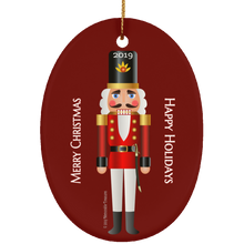 Load image into Gallery viewer, Housewares Nutcracker 2019 Ornament - Memorable Treasures