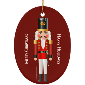 Housewares Nutcracker 2019 Ornament - Memorable Treasures