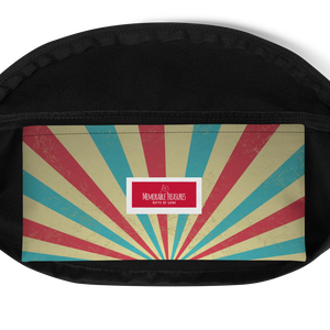 Nana's Necessities - Fanny Pack - Memorable Treasures Gift of Love for Family and Friends