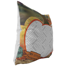 Load image into Gallery viewer, Pillows Multi Template My Little Pumpkin Picture This™ Personalize Pillow - Memorable Treasures