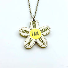 Load image into Gallery viewer, Flower Power - Necklace - Memorable Treasures Gift of Love for Family and Friends