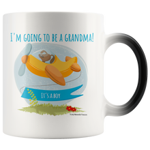 Load image into Gallery viewer, Drinkware I'm Going to be a Grandma! Gender Reveal Magic Color-Change Mug - Memorable Treasures