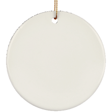 Load image into Gallery viewer, Custom Christmas Ornament