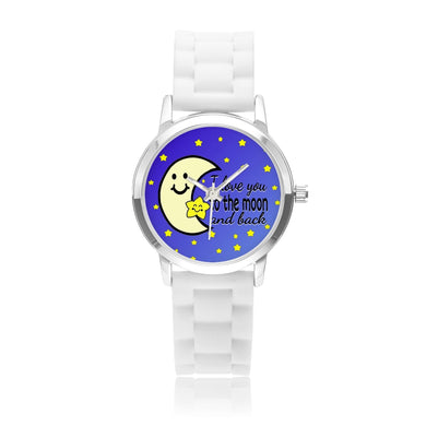 I Love You to the Moon and Back - Youth Watch - Memorable Treasures
