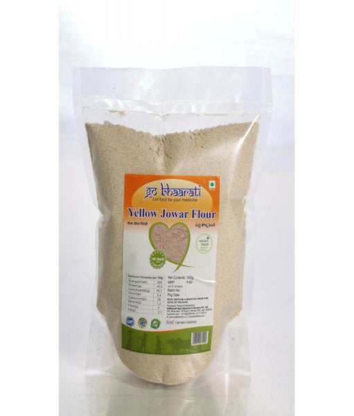 Yellow Jowar Flour (400 grams)