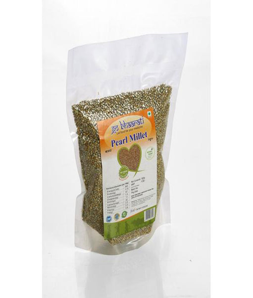 Natural Pearl Millet (Vacuum Packed,500 grams)