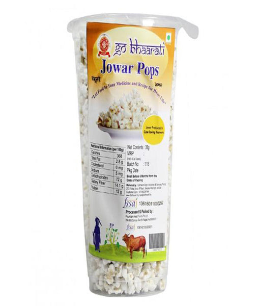 Natural Jowar Pops