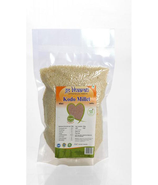 Natural Kodo Millet (Vacuum Packed,500 grams)