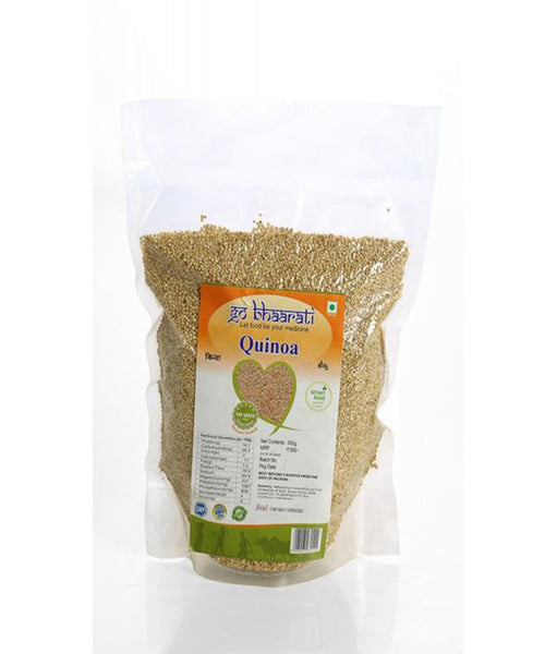 Natural Quinoa (Vacuum Packed,500 grams)