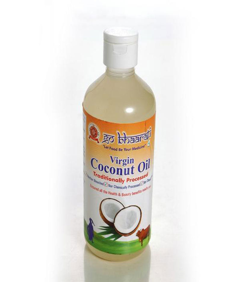 Natural Virgin Coconut Oil (1000 ml)