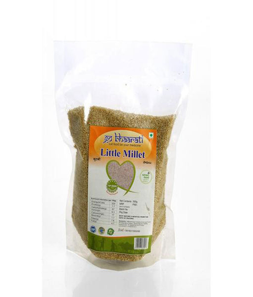 Natural Little Millet (Vacuum Packed,500 grams)