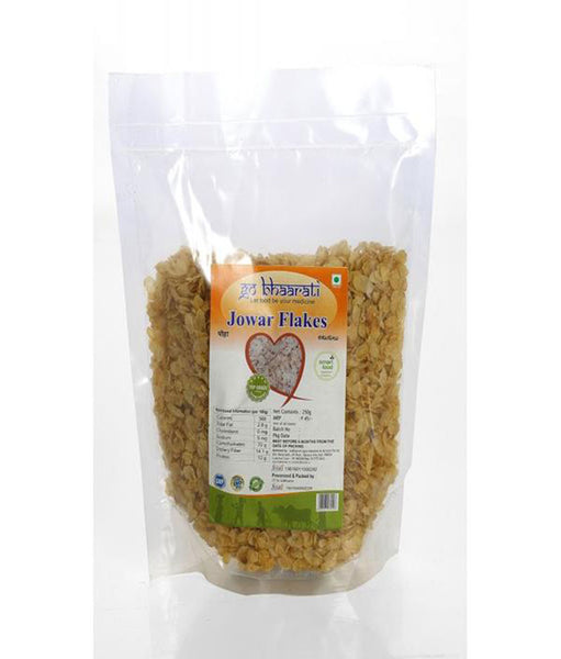 Jowar Flakes (250 grams)