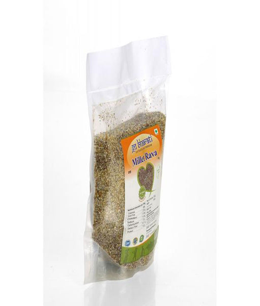 Natural Millet Rava (500 grams)