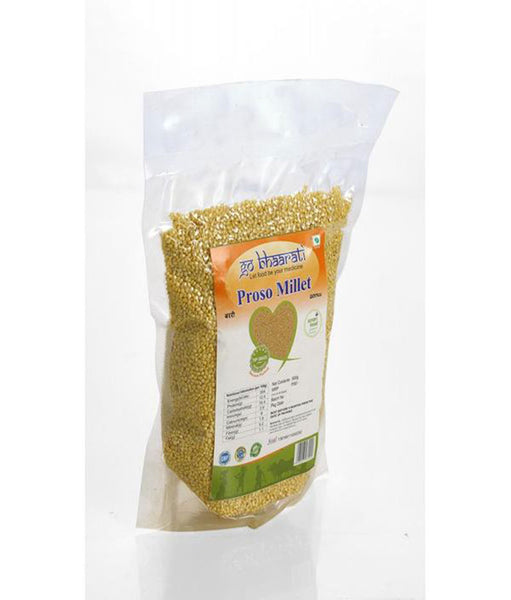 Natural Proso Millet (Vacuum Packed,500 grams)
