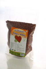 Natural Finger Millet (Vacuum Packed,500 grams)