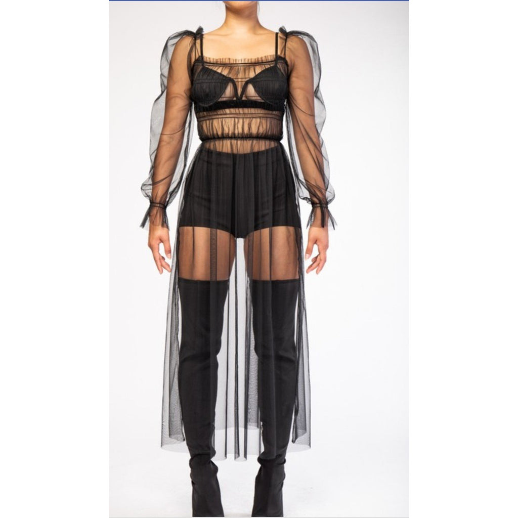 Sheer Attraction - ZURRI Boutique