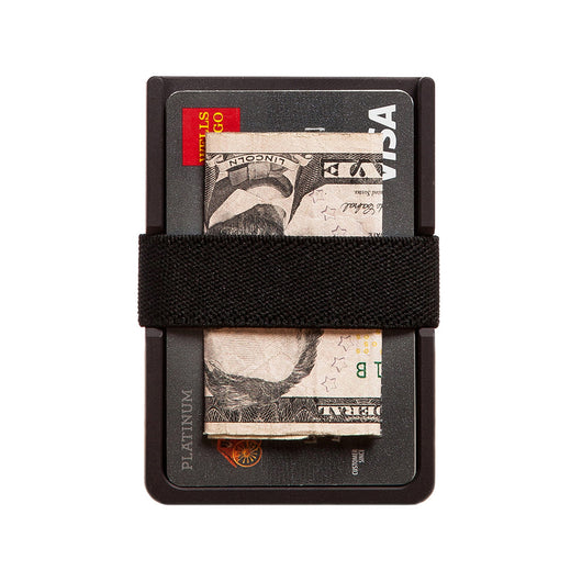 Machine Era Wallet | Black - Machine Era Co. - EDC