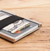 Machine Era Wallet | Gunmetal - Machine Era Co. - EDC