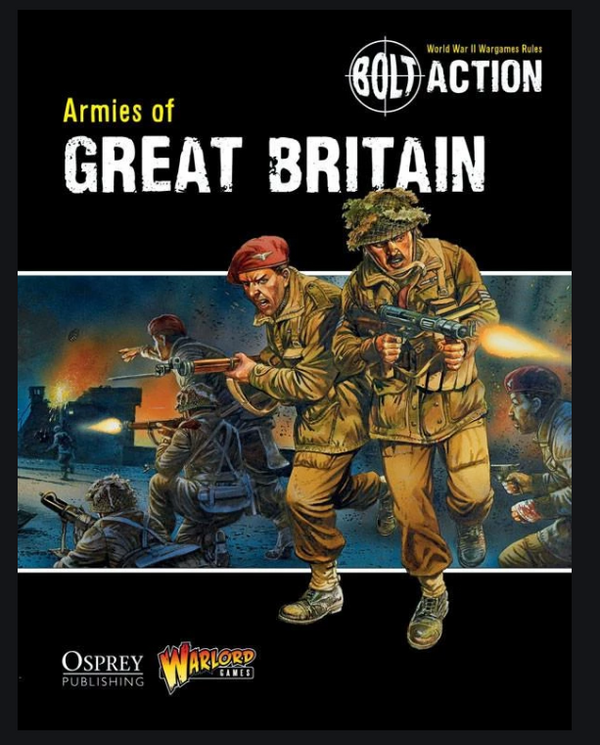 Bolt Action Great Britian